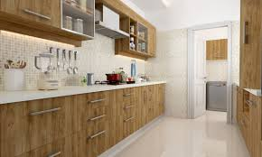 modular kitchen interiors shop for jenner parallel modular kitchen in india great