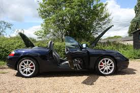 porsche boxster facelift used 2003 porsche boxster 986 96 04 24v s for sale in essex