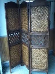 reserved for ben vintage room divider or folding screen