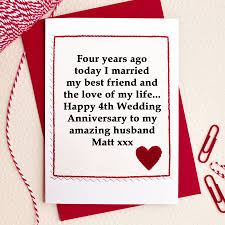 Anniversary Wishes For Husband U2013 Ideas For Making Wedding Anniversary Cards Free Printable