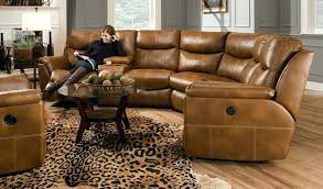 appealing leather sectional recliner sofas design u2013 gradfly co