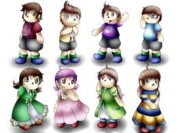 too many villagers by twin cats on deviantart