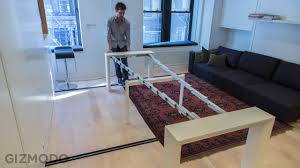 apartamento multiusos transformable en new york video https