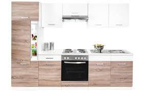 poco domäne küche küchenblock fox 270 cm 9654 bei poco kaufen
