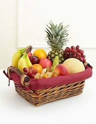 traditional fruit basket traditional gift and basket ideas