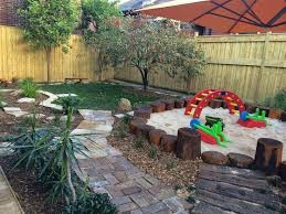 Ideas For Landscaping Small Outdoor Area Previous Photo Modern - Backyard designs for kids