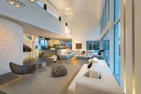 glamour elegant design of the architectural living rooms that has