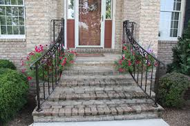 cool iron handrails exterior design ideas gallery at iron