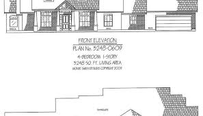4 bedroom 1 story house plans harmonious story bedroom house plans 653924 1 5 story 4 bedroom