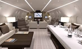 Private Jet Interiors What Private Jets Will Look Like In The Future The Independent