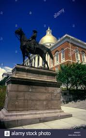joseph hooker statue massachusetts state house boston
