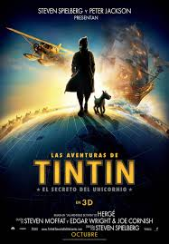Las aventuras de Tintín: El secreto del unicornio ()