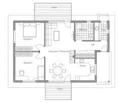 Cheap Floor Plans To Build 34 Best Two Bedroom House Plans Images On Pinterest Small Houses