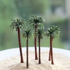 new style coconut tree garden miniatures mini gnomes moss