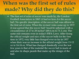 football by nawal syeda 8c p e where did soccer originate from