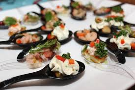 canape translation free images restaurant dish meal seafood cuisine mussel