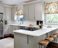 cuisine en l avec bar cuisine ouverte avec bar 8 portico design cuisine get green