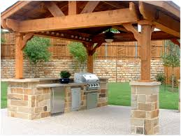 Cool Backyard Ideas by Backyards Cool This Is Would Keep The Grill King Dry Natural