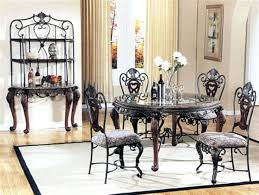 Granite Kitchen Table And Chairs black granite dining table set u2013 rhawker design