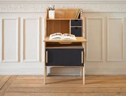 Large Secretary Desk by Pirouette Bookrack Shelving From Ethnicraft Architonic