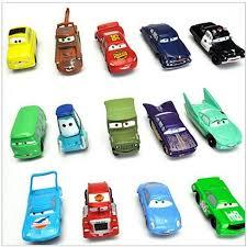cars cake toppers cars cake topper lightning mcqueen sally doc 14 mini figure set