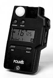 polaris incident light meter meters