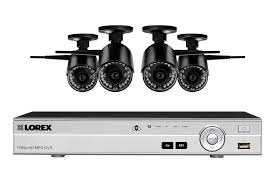 interior home security cameras lorex lw84w wireless home security system featuring 4 outdoor