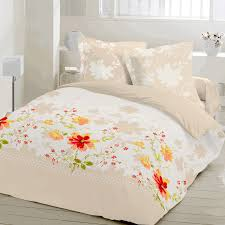 primavera 100 cotton bed linen set duvet cover u0026 pillow cases