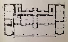montacute house floorplan pinterest house architecture plan