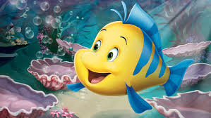 flounder gallery mermaid wiki fandom powered wikia