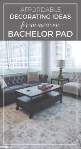 Home Decor For Bachelors by Bachelor Pad Ideas Decorating A Young Man U0027s Apartment Bachelor
