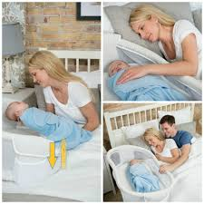 Baby Sleeping In A Crib by Halo Bassinest Review U0026 Safe Sleeping Tips For Baby Homemade For