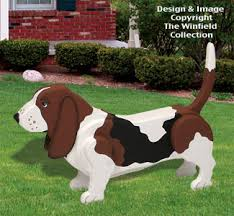 3d animal project patterns 3d size basset hound woodcraft