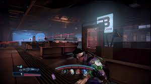 mass effect 3 locate the target citadel archives citadel