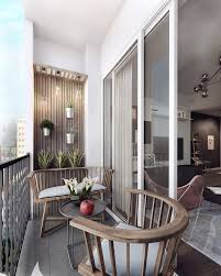 Best  Small Balcony Furniture Ideas On Pinterest Small - Apartment balcony design ideas