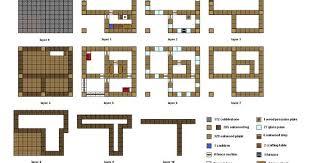 Best 20 Minecraft Small Modern by Mesmerizing Minecraft House Plans Gallery Best Idea Home Design