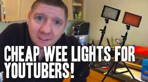 led studio lighting kit cheap studio lighting kit unboxing review cn 160 neewer 60 led