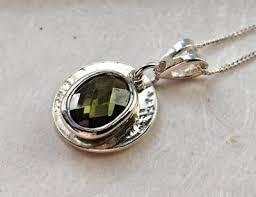 memorial pendants sterling silver birthstone ashes memorial pendant free uk shipping