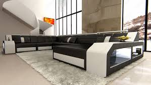 Modern Living Furniture Black And White Living Room Furniture