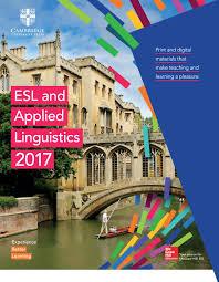 cambridge university press 2017 esl catalog united states by