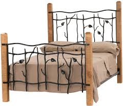 bedroom gorgeous rod iron bedroom sets ideas wood and wrought