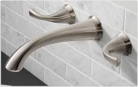 bathtub faucet wall mount top how to fix wall mount bathtub faucet the homy design pertaining