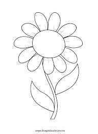 fiori disegni disegni da colorare fiori stilizzati timazighin