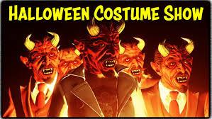 gta 5 online halloween themed costume show gta v youtube