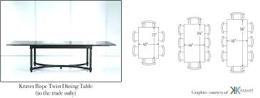 8 person round table size dimensions for 8 person table table size for 6 6 person table