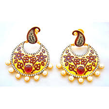 pictures of gold earrings traditional gold earrings