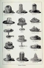 how to present grapes and fruit with a vintage tazza or cake