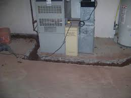 french drain in your basement basementsolutions
