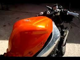 02 r1 orange paint job youtube