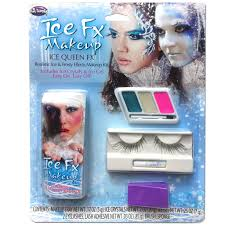 Halloween Eye Makeup Kits by Ice Fx Makeup Ice Queen Halloween Kit U2013 Silverrainstudio Com